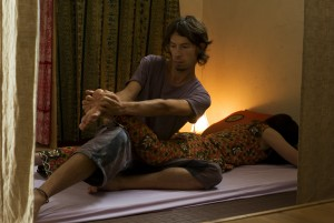 Thai massage at Curatio