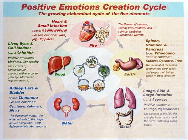 Universal Healing Tao, Healing Sounds cycle, curatio