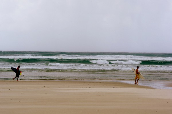 Kirra Beach on the Gold Coast