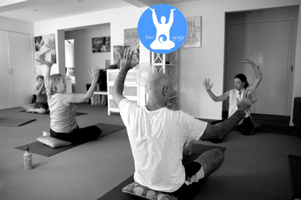 Tao Yoga class in Palm Beach