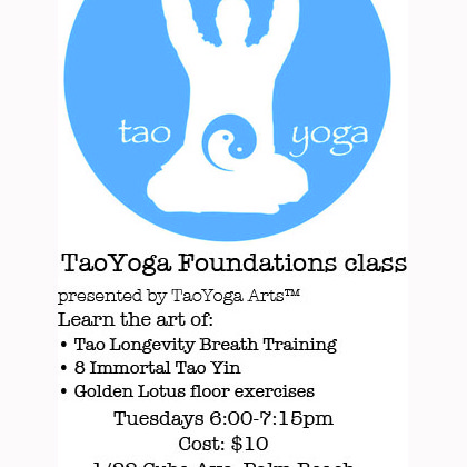 TaoYoga in Palm Beach